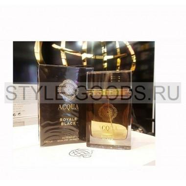 """Арабские духи """"Acqua Royale Black"""", 100 ml (м)"""