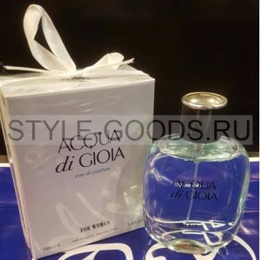 "Арабские духи ""Acqua di Gioia"", 100 ml (ж)"
