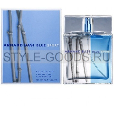 Armand Basi Blue Sport, 100 мл (м)