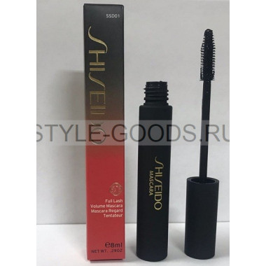 Тушь Shiseido Full Lash Volume Mascara