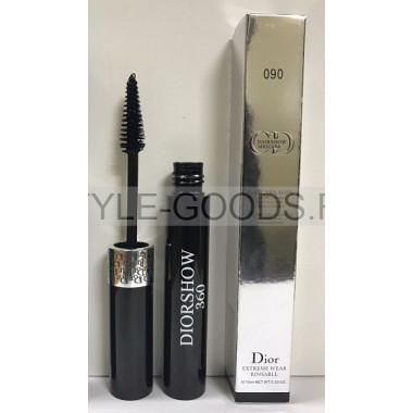 Тушь Dior Mascara Soin 090 DiorShow 360