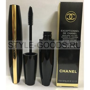 Тушь Exceptionnel de Chanel Intense Volume&Gurl