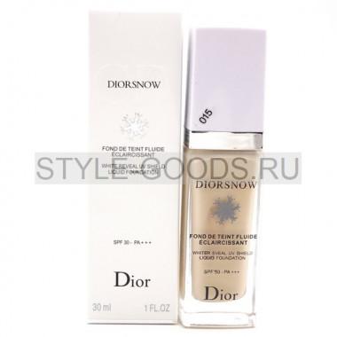 Тональный крем DiorSnow Fond de Teint Fluide,015