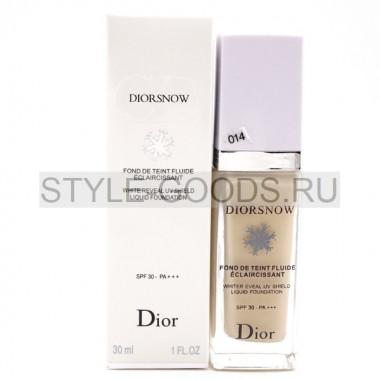 Тональный крем DiorSnow Fond de Teint Fluide,014