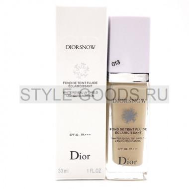 Тональный крем DiorSnow Fond de Teint Fluide,013