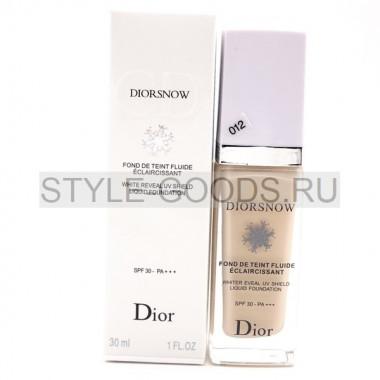 Тональный крем DiorSnow Fond de Teint Fluide,012