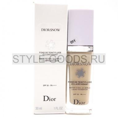 Тональный крем DiorSnow Fond de Teint Fluide,011