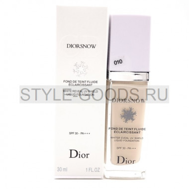 Тональный крем DiorSnow Fond de Teint Fluide,010