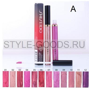 Блеск для губ Shiseido ,12 шт. (A)
