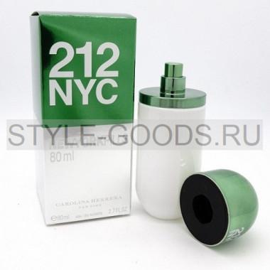 """CH """"212 NYC Pills"""", 80 мл (зеленая)(ж)"""