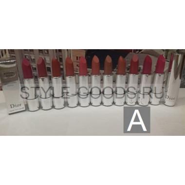Помада для губ Dior Rouge, 12 шт. (A)