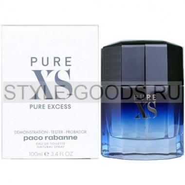 "Paco Rabanne ""Pure XS"", 100 мл (тестер) (м)"