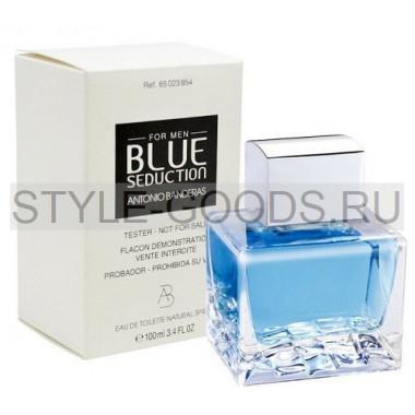 "A. Banderas ""Blue Seduction"", 100 мл (тестер) (м)"