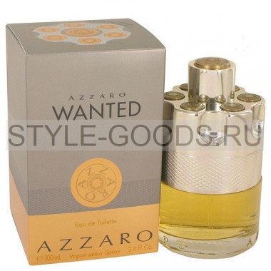 "Azzaro ""Wanted"", 100 мл (м)"