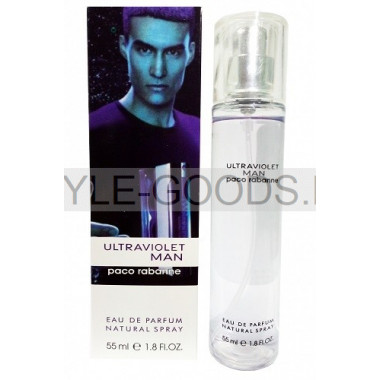 "Paco Rabanne ""Ultravoilet men"", 55 мл (м)"