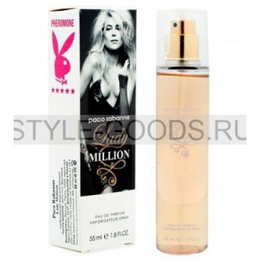 "Paco Rabanne ""Lady Million"", 55 мл (ж)"