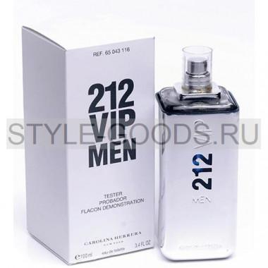 "Carolina Herrera ""212 VIP Men"",100 мл (тестер) (м)"