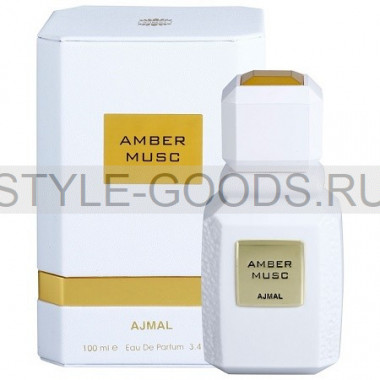Ajmal Amber Musc, 100 мл (ж/м)