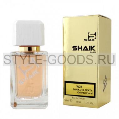 Духи Shaik 24 - CH 212 Sexy, 50 ml (ж)