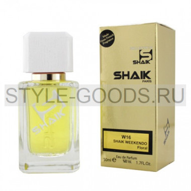 Духи Shaik 16 - Burberry Weekend, 50 ml (ж)
