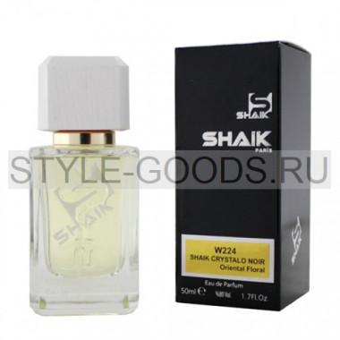 Духи Shaik 224 - Versace Crystal Noir, 50 ml (ж)