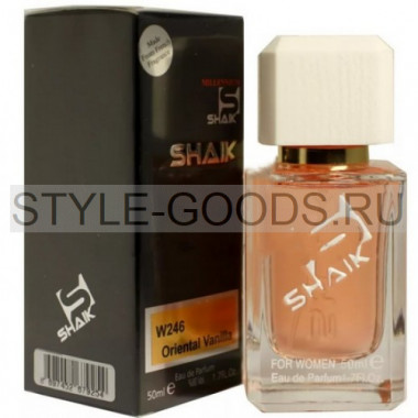 Духи Shaik 246 - YSL Black Opium, 50 ml (ж)