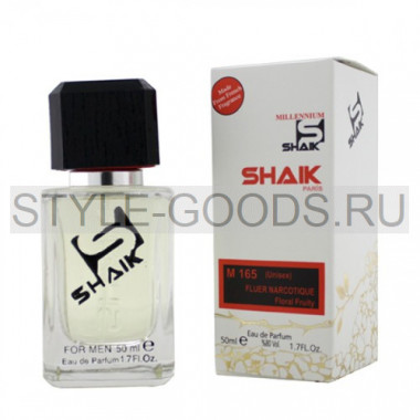 Духи Shaik 165 - Fleur Narcotique, 50 ml (унисекс)