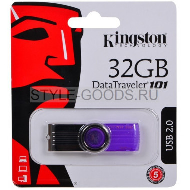 USB-флешка Kingston DataTravel 101, 32 Gb