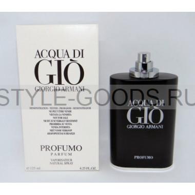 """G. Armani """"Acqua Di Gio Profumo"""", 125 мл (тестер)"""