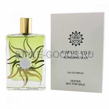 Amouage Sunshine Man, 100 ml (тестер) (м)