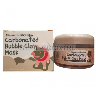 Глиняная маска Carbonated Bubble Clay Mask