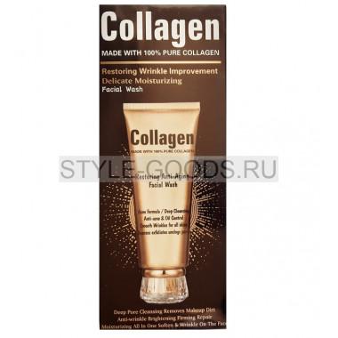 Пенка для умывания Collagen, 120 мл