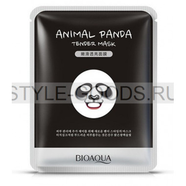 Маска для лица BIOAQUA Panda
