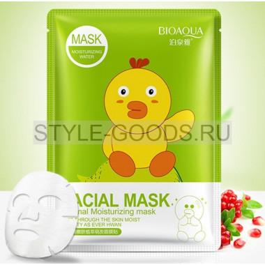 Маска для лица BIOAQUA (цыплёнок)