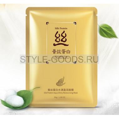 Маска для лица BIOAQUA Silk Protein