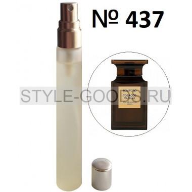 Пробник духов оригинал Tobacco Vanille,15 ml (437)