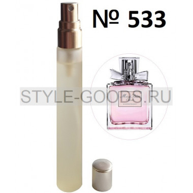 Пробник духов Cherie Blooming Bouquet (533),15 ml