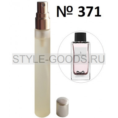 Пробник духов D&G 3 L`Imperatrice (371),15 ml