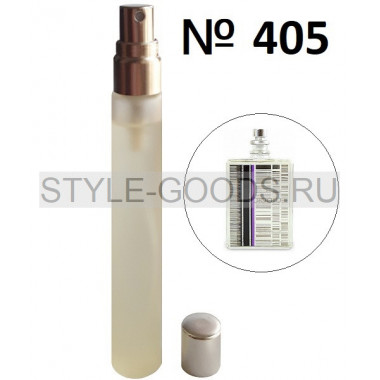 Пробник духов Escentric 01 (405),15 ml