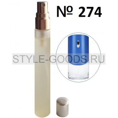 Пробник духов Givenchy Blue Label (274),15 ml