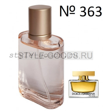 Духи D&G The One (363), 33 мл (ж)