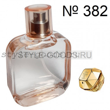 Духи Paco Rabanne Lady Million (382), 50 мл