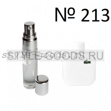 Духи Lacoste L.12.12 Blanc (213), 6 мл