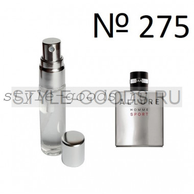 Духи Chanel Allure Homme Sport (275), 6 мл