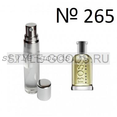 Духи Boss № 6 (265), 6 мл (м)