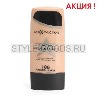 Тональный крем Max Factor Lasting Perfomans 106