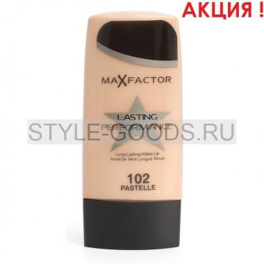 Тональный крем Max Factor Lasting Perfomans 102