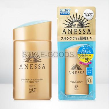 Солнцезащитный крем Shiseido Anessa SPF50+