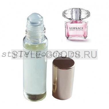 Масляные духи Versace Bright Crystal, 5 мл