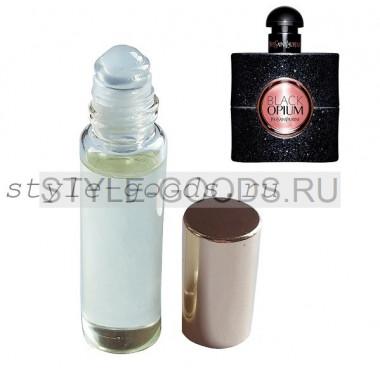 Масляные духи YSL Black Opium, 5 мл